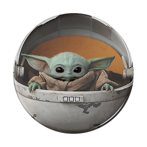 'Baby Yoda' (The Child/Asset) (1) - PNG