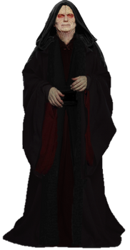 Emperor Palpatine (1)(The Rise of Skywalker) - PNG