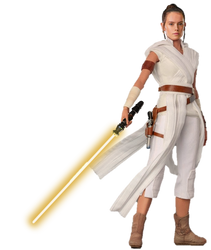 Rey (1) (The Rise of Skywalker) - PNG
