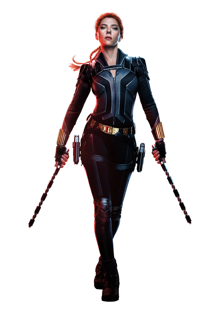 Black Widow (3) (Movie) - PNG by Captain-Kingsman16 on ...