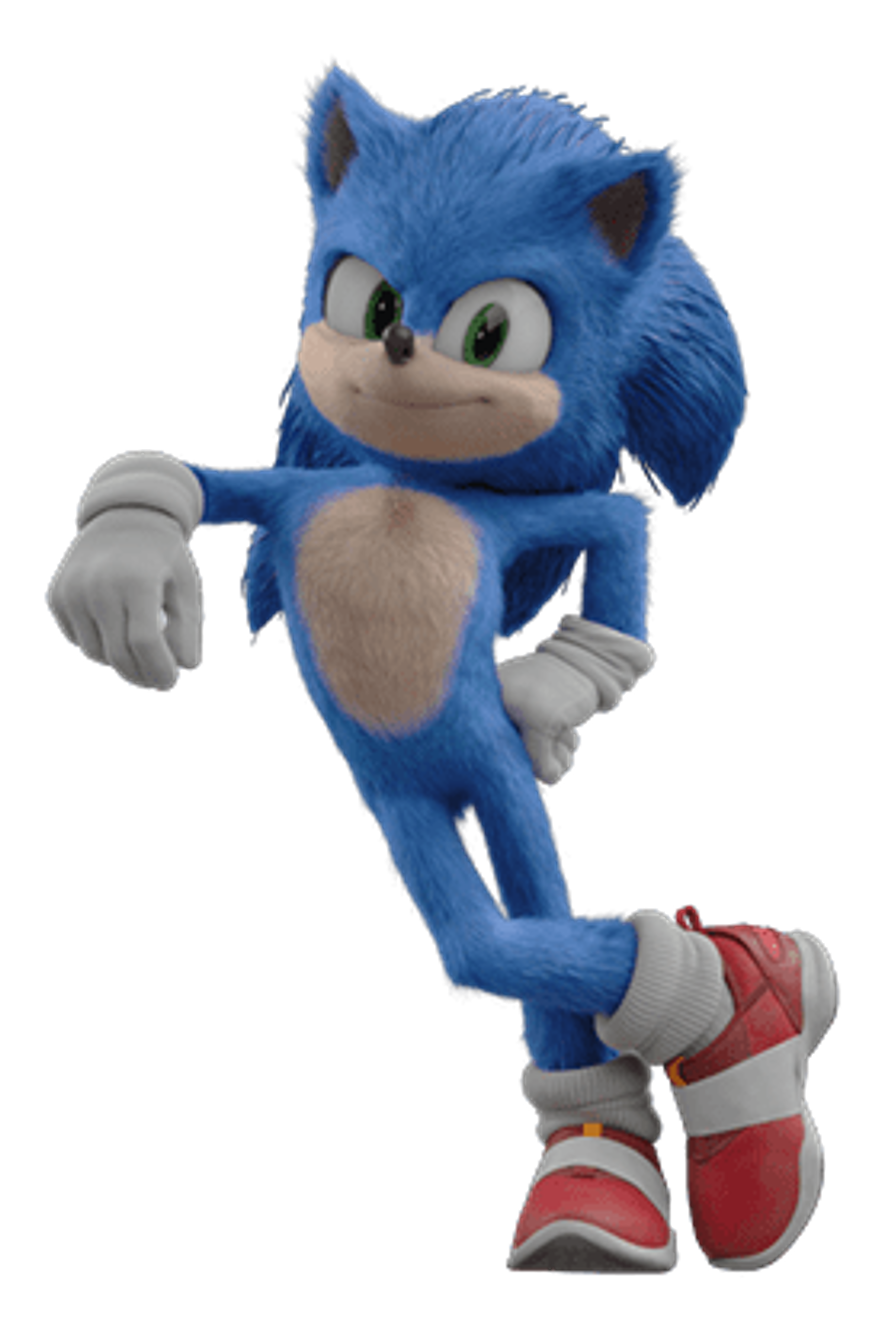 Sonic The Hedgehog Movie 4 Png By Captain Kingsman16 On Deviantart