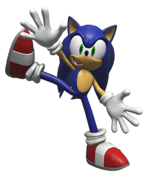 Sonic the Hedgehog   -   Render