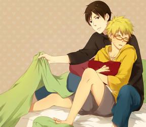 goodnight by asaimomoe