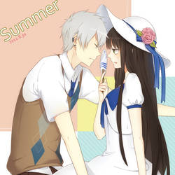 CZ_Summer by asaimomoe