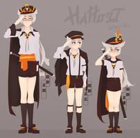 Hattori lineup