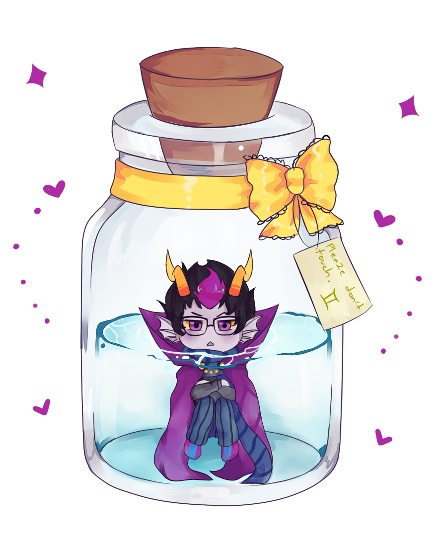 tiny eridan by insane-hopeless