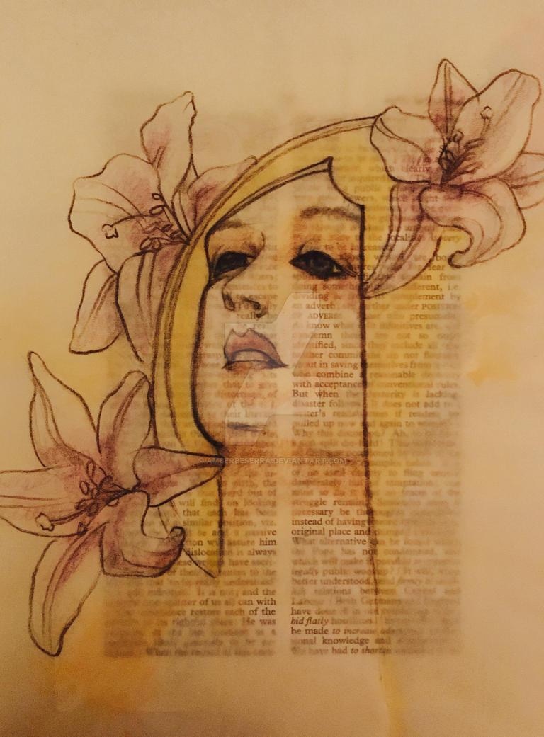 Reading A Beautiful Mind by AmberBeSerra
