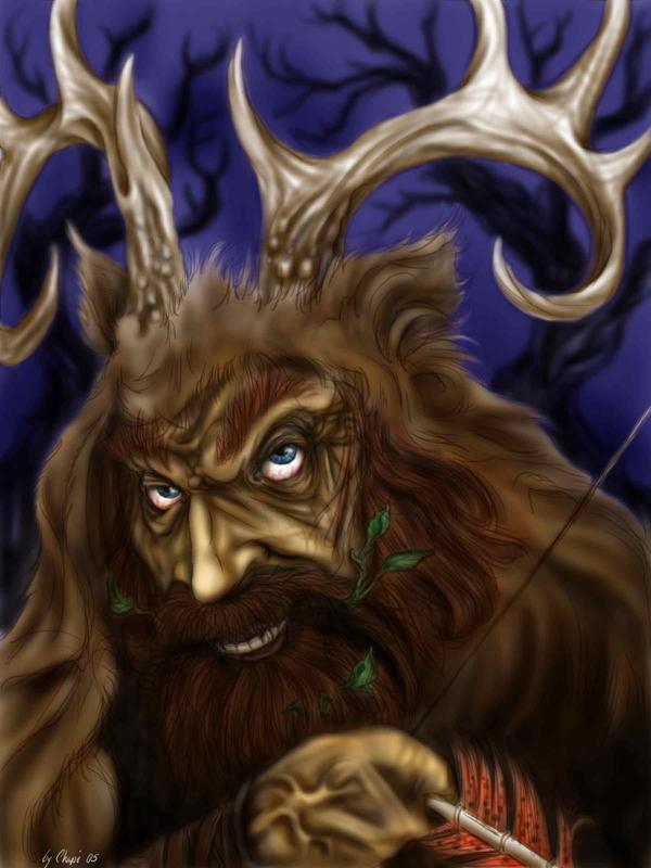The Huntsman by Reklaw280 on DeviantArt