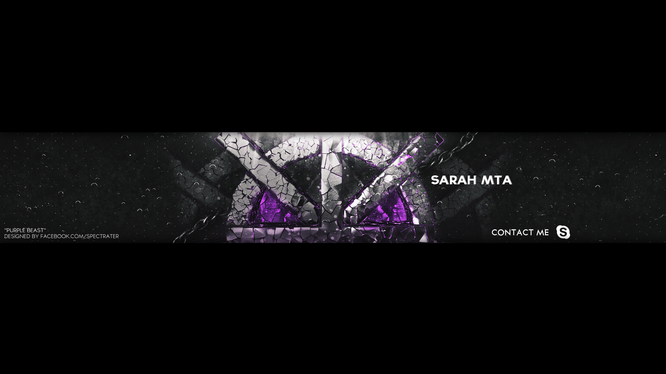 Youtube Banners by Spectrater on DeviantArt