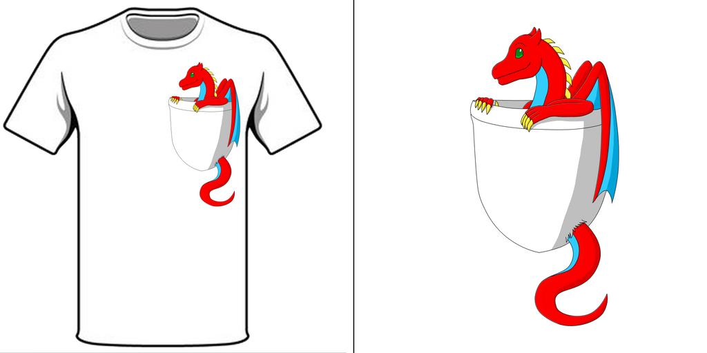 Arch On T Shirt Design
