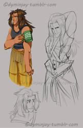 KHBBS: Terra Sketches
