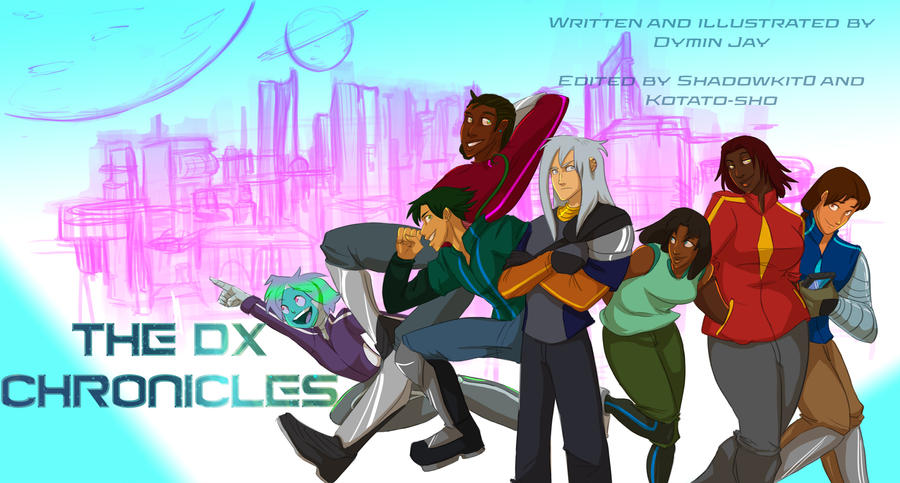 The DX Chronicles Banner