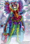 Sailor Super Rainbow Crystal Light Harmony