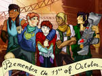 Remember the 11th of October