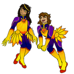Children of Moon Island - The RNPCx Children