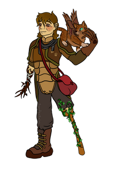 Seeds the Wanderer, some years later