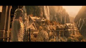 Galadriel in Rivendell