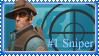 BLU Sniper stamp by Niraven