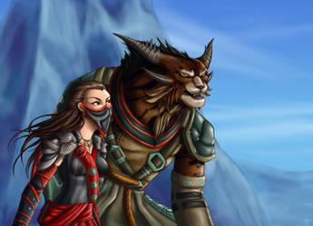 Fledgling Alliance by Niraven