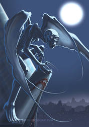 WITCH: Dracula by Niraven