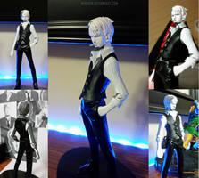 .:Custom Figure Mod:. Kyle Hyde - Hotel Dusk
