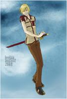 Bleach: Hirako Shinji by loolaa