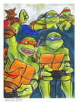 TMNT: Because I'm Awesome