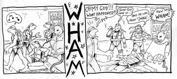Wham.  OLD by loolaa