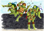 TMNT: Time to chill, Leo