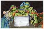 TMNT: Something Interesting?