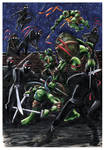 TMNT: Starry Starry Fight
