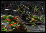 TMNT: Fighty Fight Fight