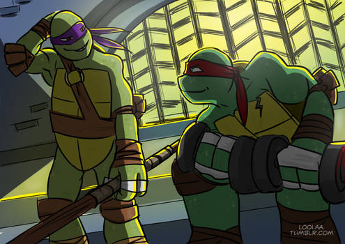 Don And Raph