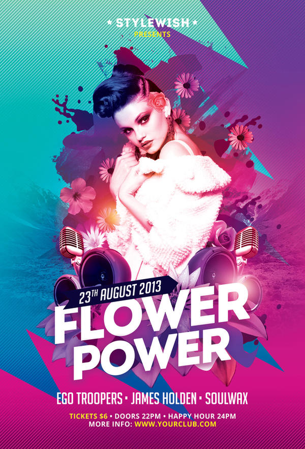 remembering flower power Nowhere in the world can you see, listen and dance to more stars of the 60s than on the flower power cruise.