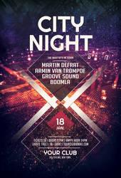 City Night Flyer by styleWish