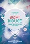 Soft House Flyer