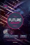 Future Galaxy Flyer by styleWish