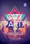 City Party Flyer by styleWish