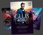 Club Flyer Bundle