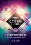 Modern Lights Flyer