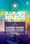 Summer Sounds Flyer