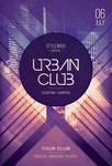 Urban Club Flyer