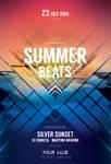 Summer Beats Flyer