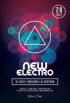 New Electro Flyer