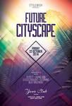 Future Cityscape Flyer