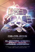 Deep Space Flyer by styleWish