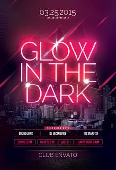 Glow In The Dark Flyer