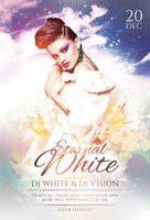 Eternal White Flyer by styleWish