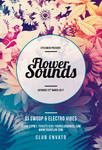 Flower Sounds Flyer