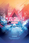 Glow Sounds Flyer
